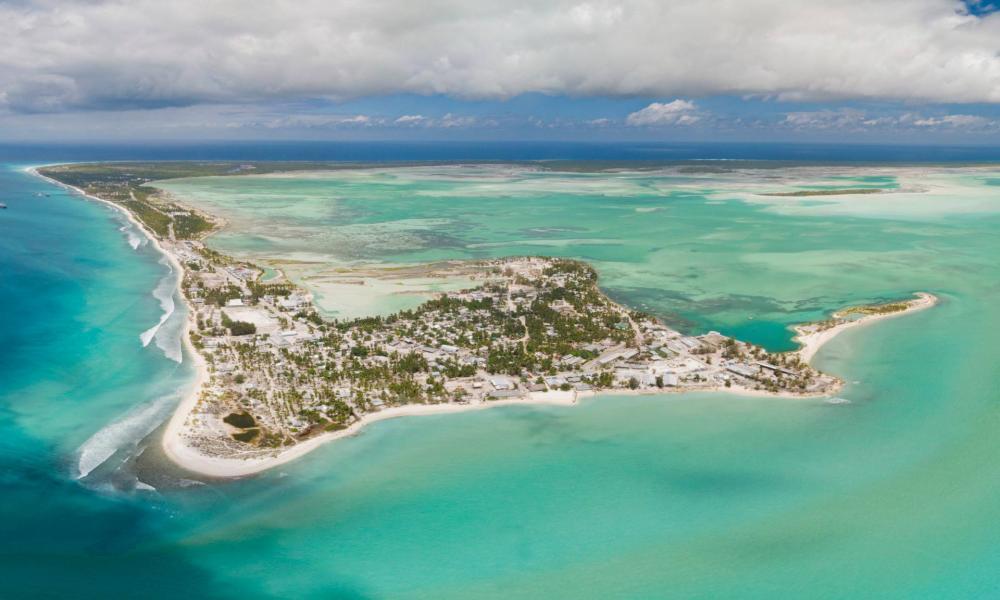 óceán- szigetek fogyás