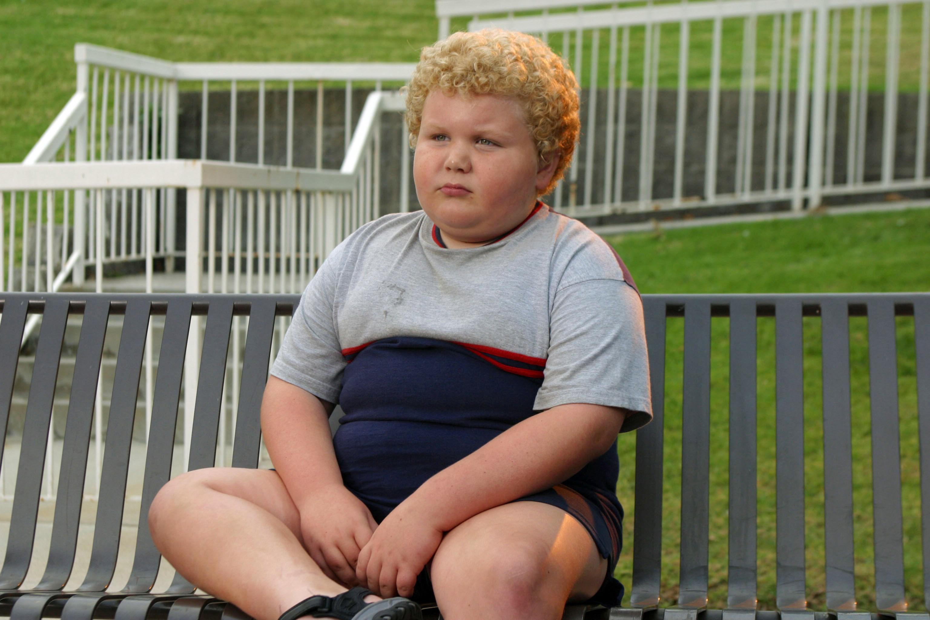 Fogyókúra kövér gyerekeknek