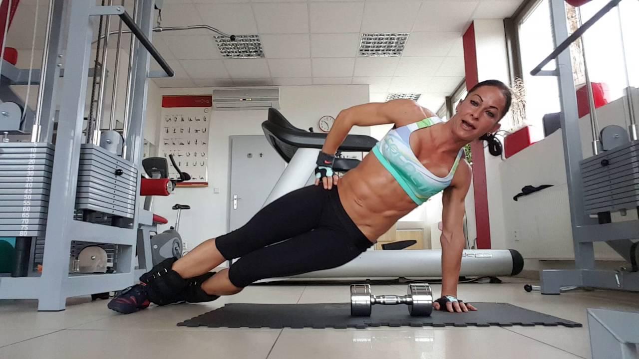A mellizom edzéséről - nőknek   A női mell edzés