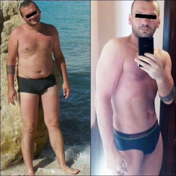 egészséges fogyás 2 hét zsák veszteség