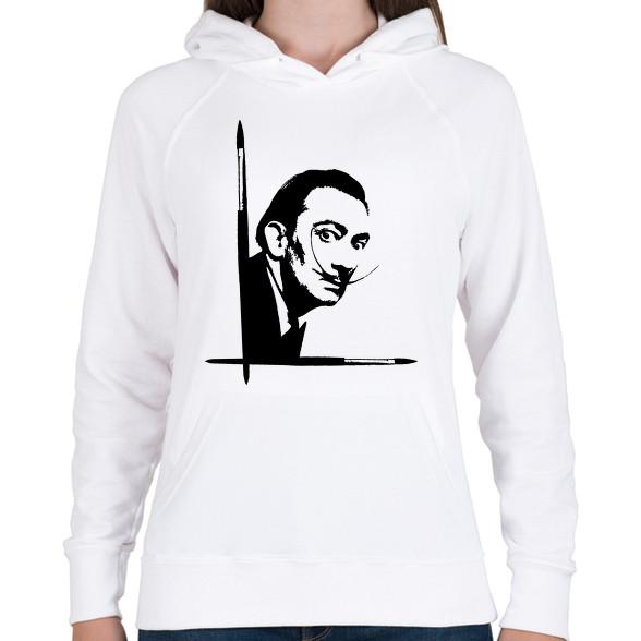 Salvador Dali poszter fekete keretben - Képek, keretek