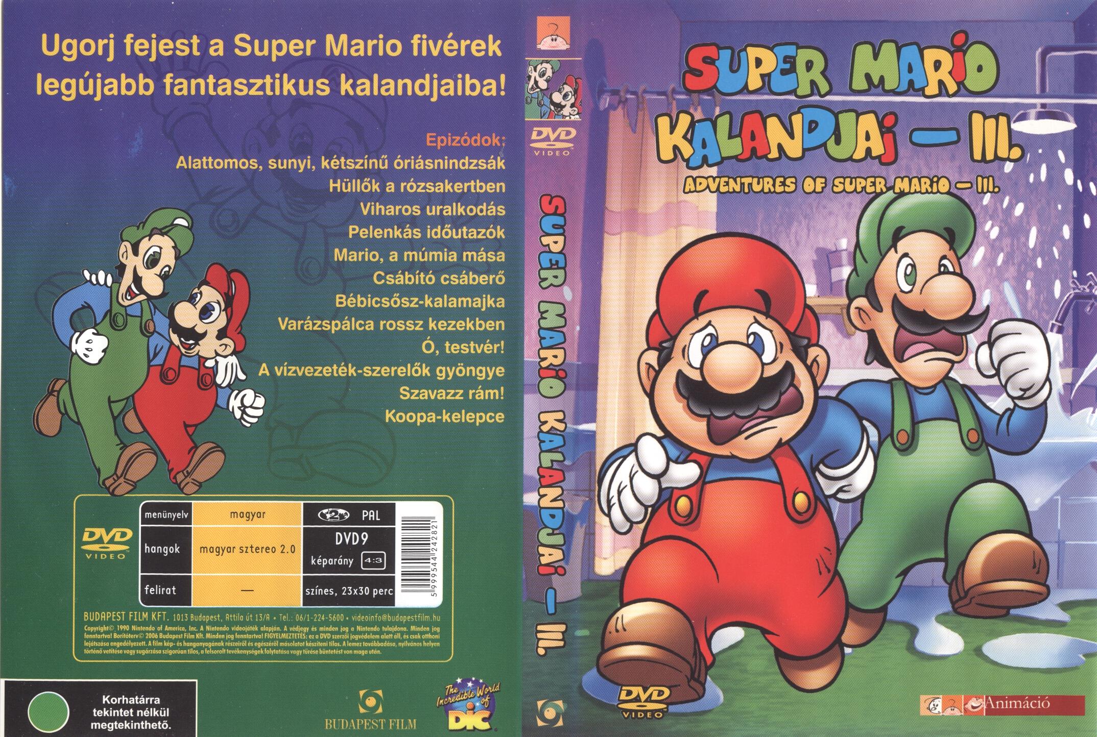 """Meghalt a """"valódi"""" Super Mario   SZOLJON"""