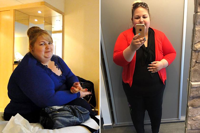 Eszméletlen fogyás történet: 45 kilót adott le a 34 éves anyuka | Well&fit