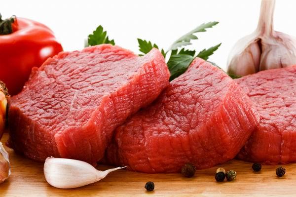 Őrölt marhahús diéta közben