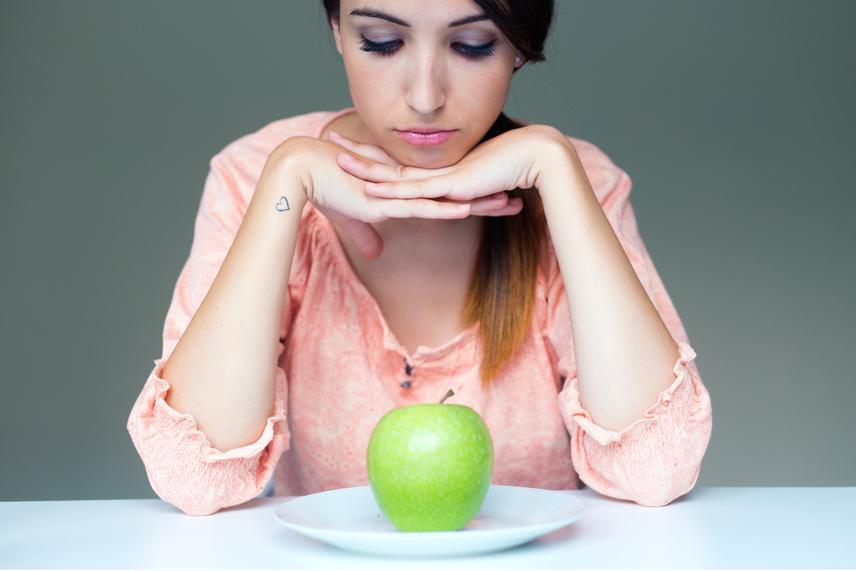 a fogyásom lelassul kihagyva a zsírégetési eredményeket