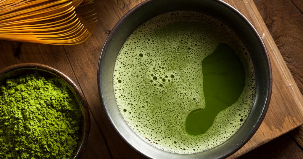 A japán nők titkos itala – Japán zöld tea wakame algával