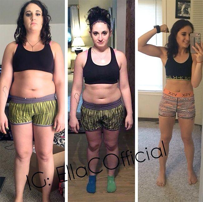Minden leadott 10 kiló után 1 napot bűnözhettem, 1 év alatt 50 kilót fogytam! - Blikk Rúzs