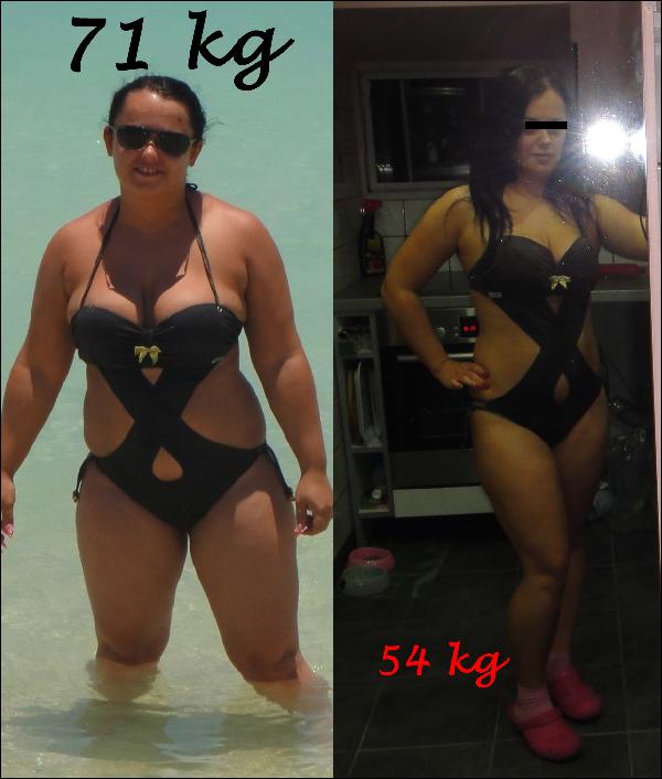 Mínusz 20 kilót fogyott – Fogyókúrás sikersztori