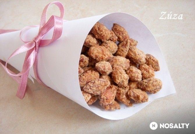 Mandula fahéjas cukorköpenyben | Recipe | Recept, Ételreceptek, Mandula
