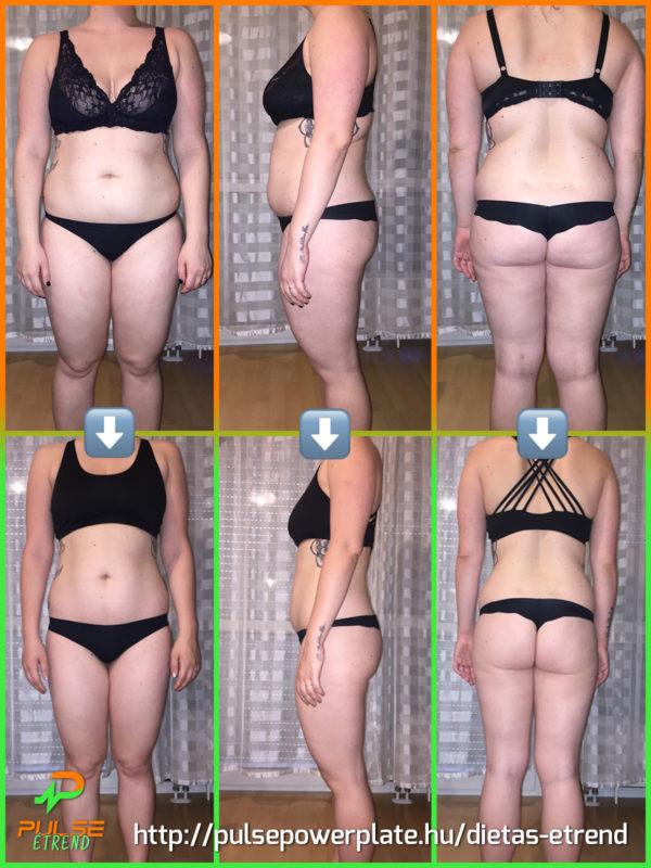 maximális fogyás 1 hét alatt 5 módon lehet lefogyni egészségesen