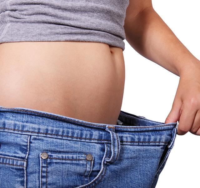 a súlycsökkenés 8 hetet eredményez