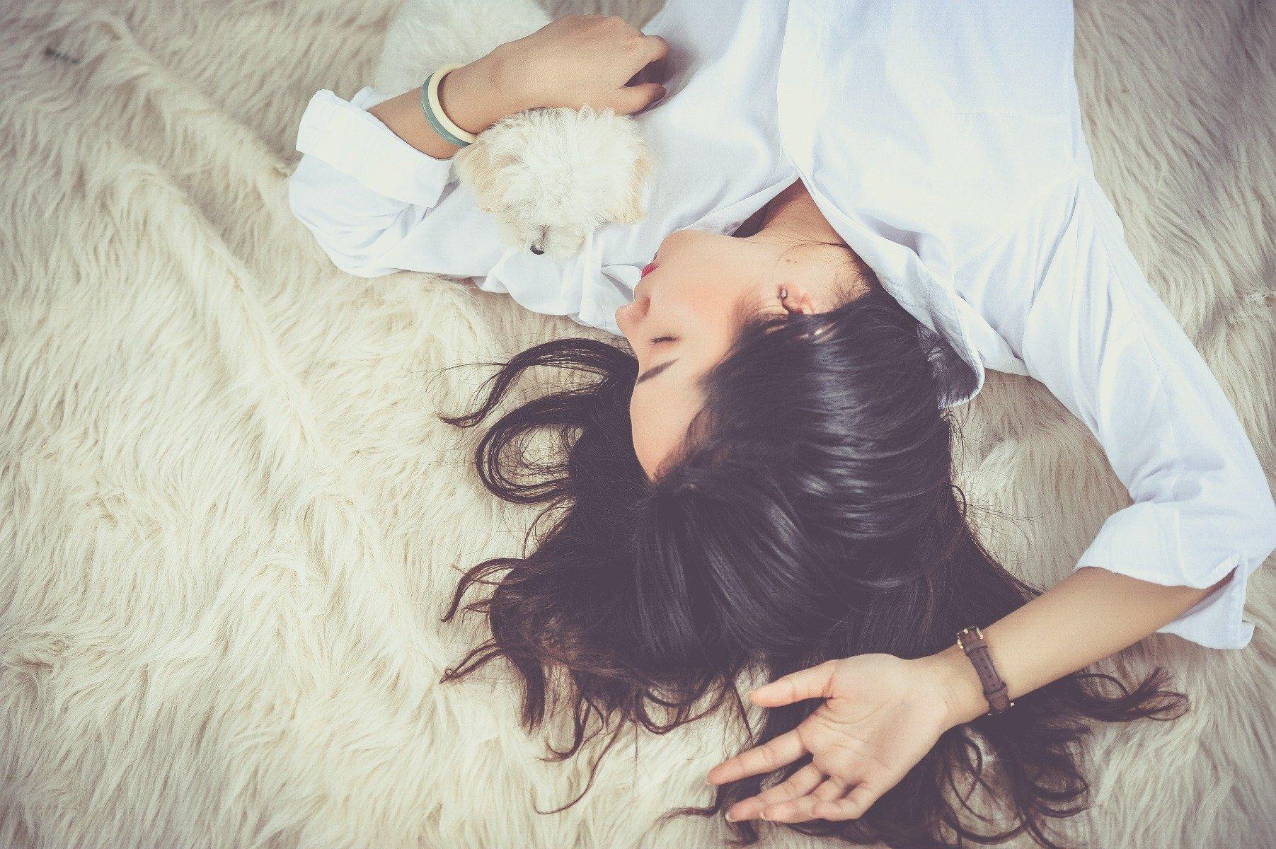 Torna az ágyban: csökkenti a stresszt és a kilókat.