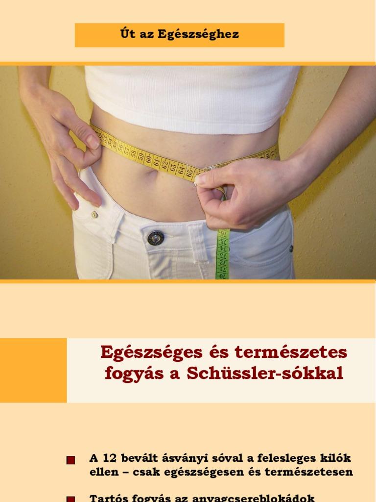 6 tipp az egészséges fogyáshoz
