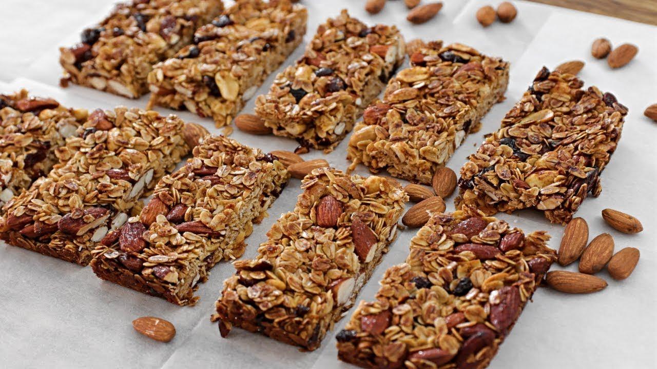 diy fogyás granola bárok tud veszíteni a zsírt, de nem súlyt