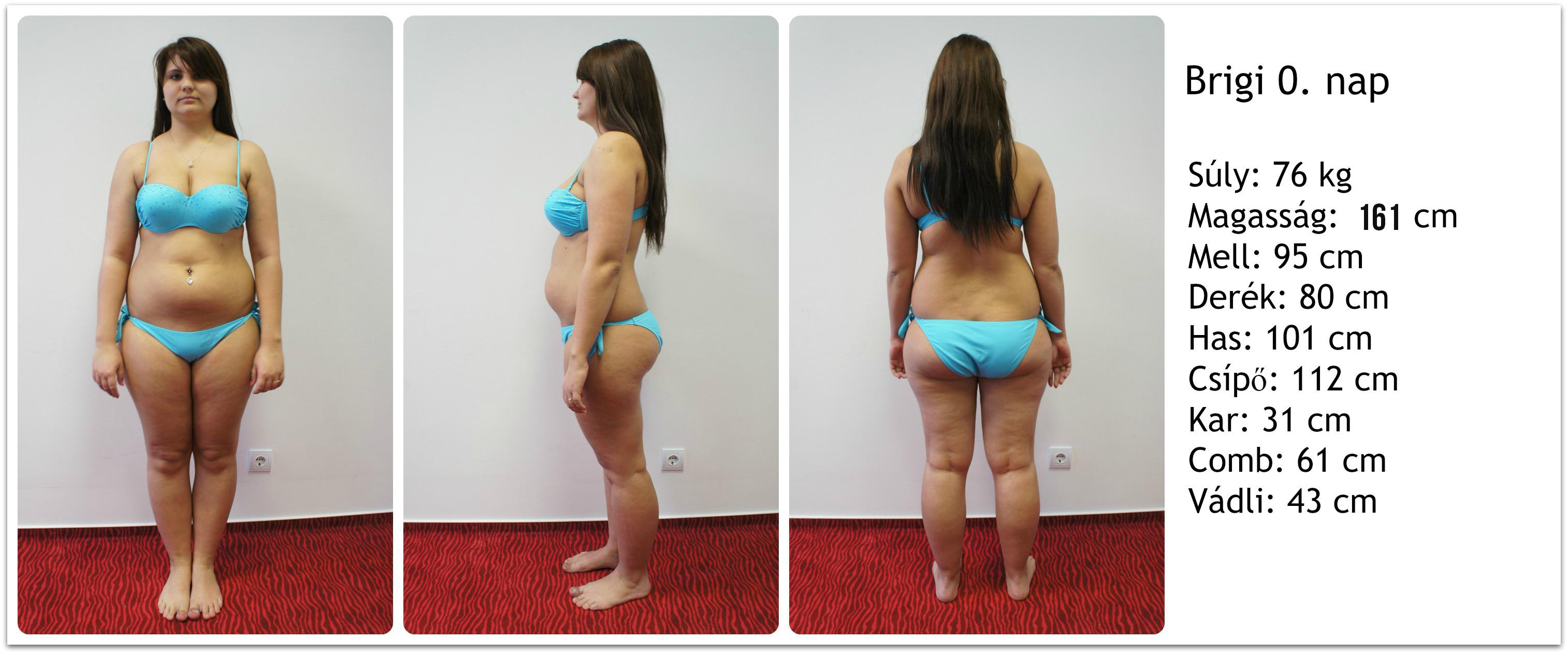 10 kg súlycsökkenés 2 hét alatt ra fáklyák és fogyás