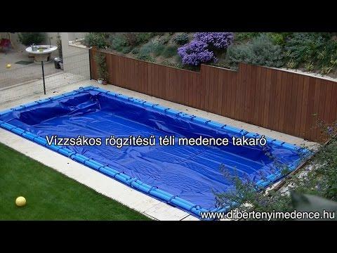 zsírégetés a medencében