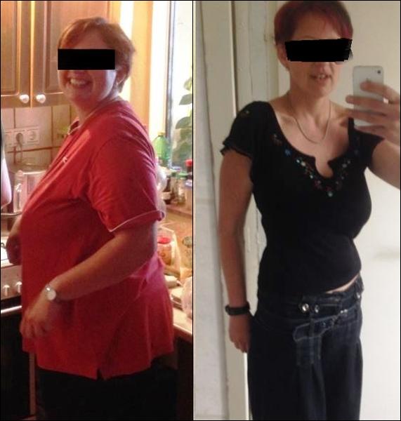 60 éves nő fogyás