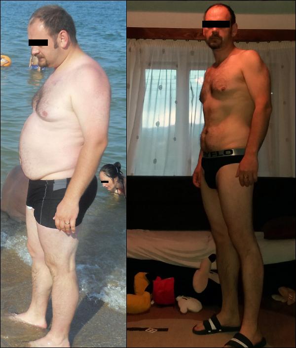 1 kg súlycsökkenés hetente
