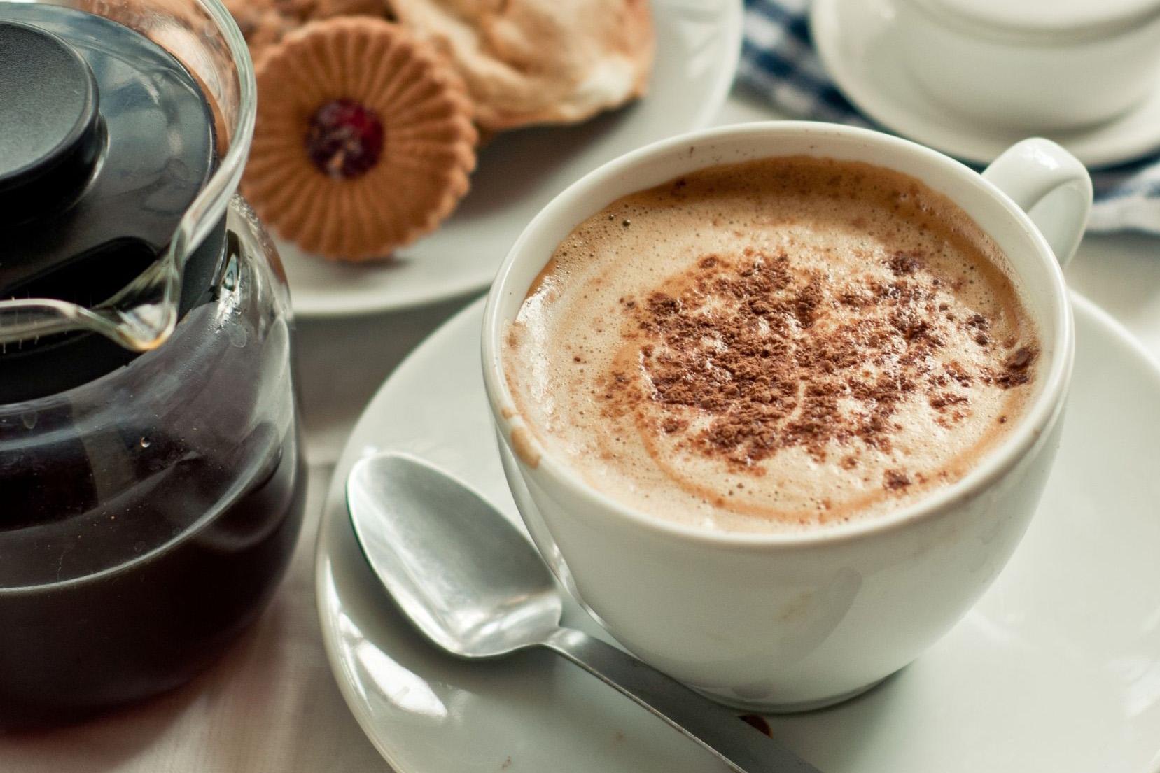 fekete kávé és fogyás