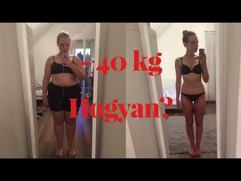 Elképesztő fogyás! 95 kg-ot adott le a nő. Elárulta a titkát