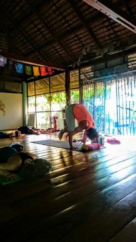 Életmód, Jóga, SUP tábor Koh Phangan-Thaiföld