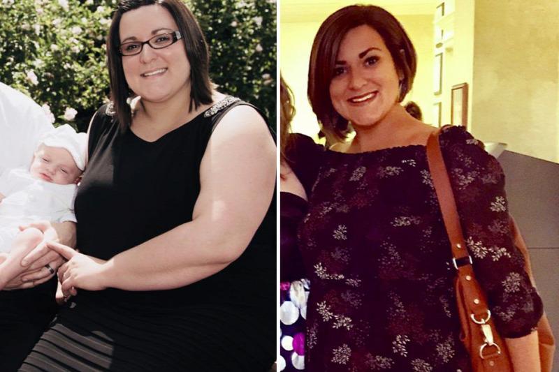 Egy 67 kilós, döbbenetes fogyás története