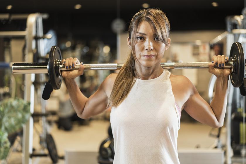 Súlyzós edzés gyakorisága - Fogyókúra | Femina