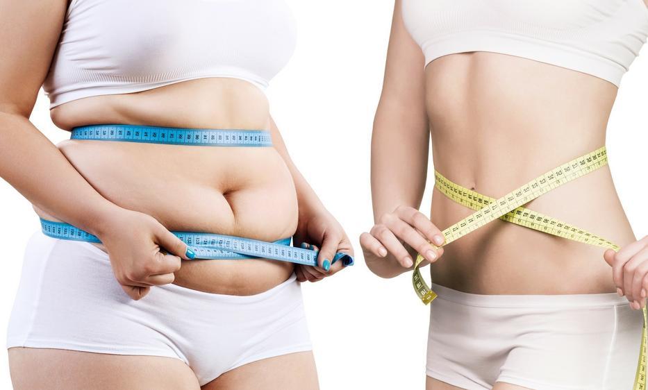 kétféle fogyás hogyan lehet elveszíteni a testzsír- tartalmat