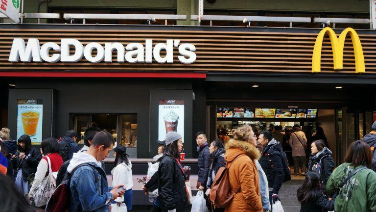 Perli a McDonald's a dokumentumfilmest