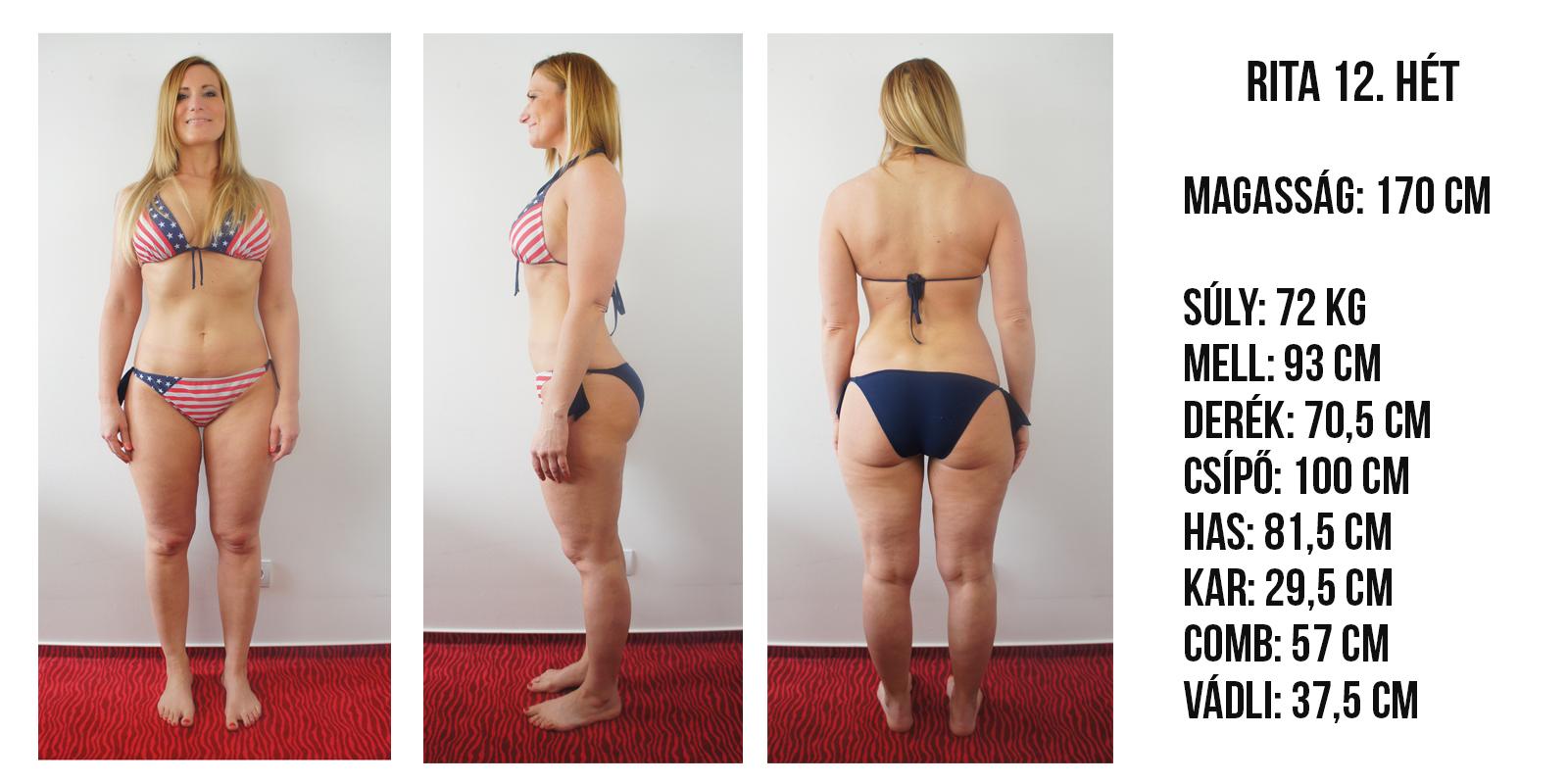 hogyan lehet lefogyni a csípő súlyát