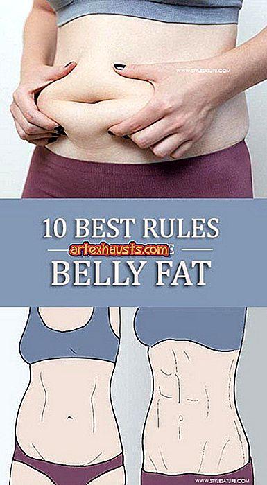 Hogyan veszítsünk zsírt?
