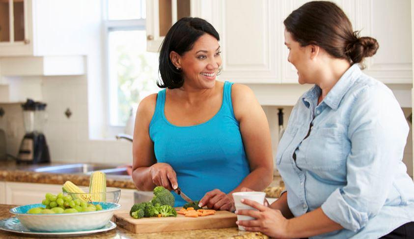 SZÍVDERÍTŐ A fogyáshoz vezető 5 lépés