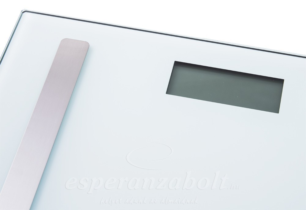 Esperanza EBSK keszthelyipiac.hu 8 in1 Bluetooth fürdőszoba mérleg fekete