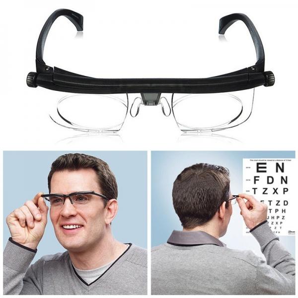 Autófókuszos szemüveggel a cserélgetés ellen - PROHARDVER! Egyéb / Tech hír