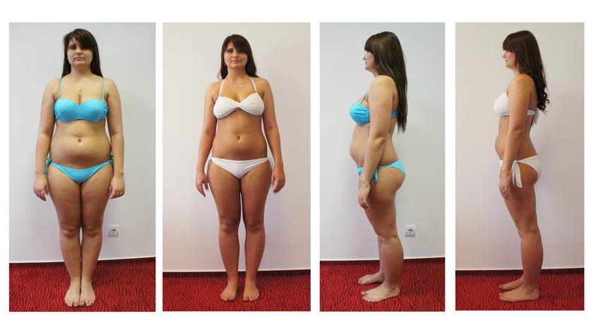a legtöbb fogyás 6 hét alatt megtörténik