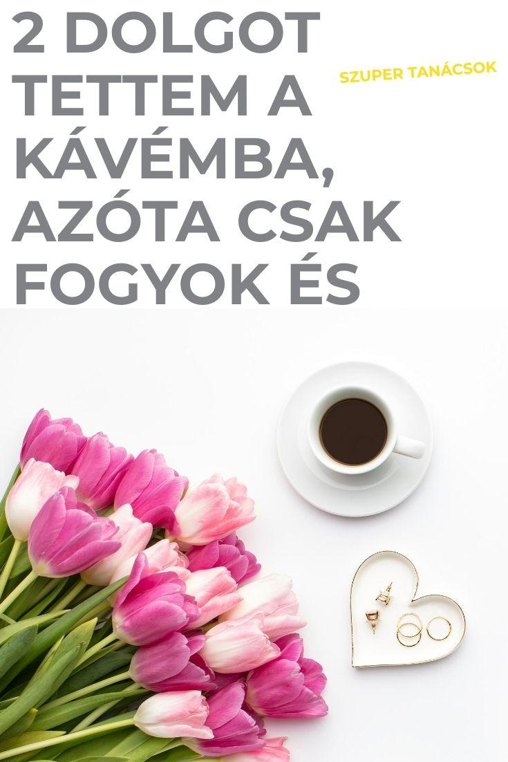 egészséges kávé italok a fogyáshoz