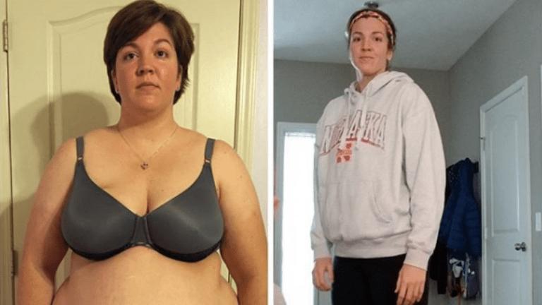 Bombanő és feleség lett: 80 kilót fogyott, beleszeretett az edzője - Ripost